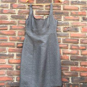Ellie Tahari  Beautiful Gray Size 10 Dress *